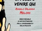 VOLEVO VENIRE QUI, Angelo Orlando Meloni