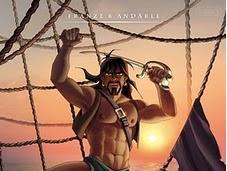 Roma: anteprima assoluta Black Wade alla fiera Romics L'atteso fumetto Roma, sarà ufficialmente presentato Lucca Comics