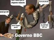 Varato nuovo governo BBC: punti ribolliti, gambe moncherino