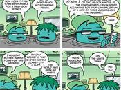 Scene multiverso: grey goo, mind uploading altri scenari postumani versione fumettistica