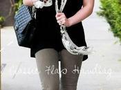 Hilary Duff: Alexander McQueen, Chanel, Chloè Isabel Marant