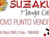 Suzaku, manga Treviso