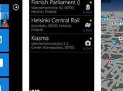 Caratteristiche Nokia Drive Transport Windows Phone