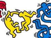 doodle Google Keith Haring