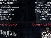 Gods Metal 2012 bill festival completo