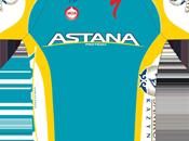 """Team Astana alla """"Quattro giorni Dunkerque"""""""