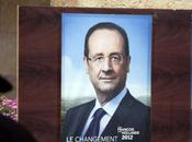 Francia -exit poll hollande 52,5% sarkozy 47,5%