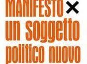ALBA Manifesto soggetto politico nuovo
