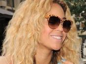 Beyoncé occhiali sole Roberto Cavalli Eyewear