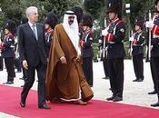 Italia Qatar: capitali nuovo rapporto strategico