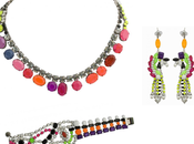 love with: Binns colorful jewelry
