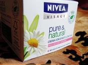 Review Pure Natural Crema Idratante Lenitiva Nivea