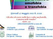 PALERMO, Veglia memoria delle vittime dell'omofobia della transfobia