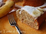 Banana Cake...con Nocciole Cannella