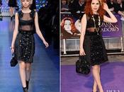 Paloma Faith Dolce Gabbana alla Premiere 'Dark Shadows'
