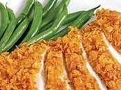 Ricetta light: pollo croccante cereali