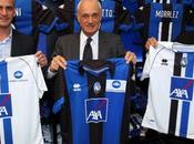 Atalanta, maglie Home Away Erreà 2012/13
