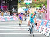 Giro D'Italia Tappa: Tiralongo batte Scarponi all'arrivo, Hesjedal Maglia Rosa