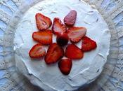 Torta fragole (con sorpresa...)
