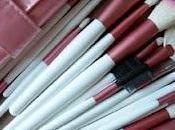 pennelli e-bay (set bianco rosa)