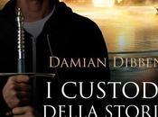 Custodi della Storia Damian Dibben. Indizio BlogTour!