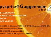 Happyspritz Guggenheim Venezia. Begli aperitivi