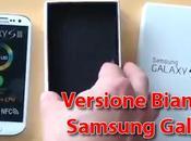 Contenuto della confezione Samsung Galaxy Bianco