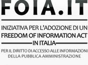 Diritto accesso alle informazioni della Pubblica Amministrazione