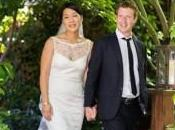 Facebook, Mark Zuckerberg sposa