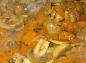 Zuppa rustica funghi