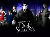 """Dark Shadows"" Burton mantiene saldamente primo posto"