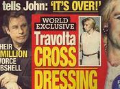 Spuntano foto john travolta vestito donna...
