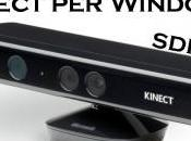 Kinect Windows: l'ultimo update, capisce l'italiano traccia meglio movimenti