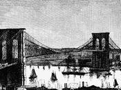 maggio 1883 ponte Brooklyn viene aperto traffico dopo anni costruzione