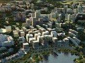 Progetto brasiliano nuova città verde(oro)