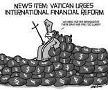 """finanza """"misterica"""" Vaticano"""