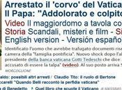 Maggiordomi spioni banchieri cacciati: imbarazzo Vaticano