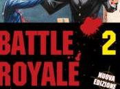 [Recensione] Battle Royale (manga) #distopia