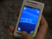 Sony Ericsson Xperia video hands-on