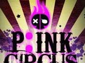 P:INK Circus, burlesque freak show