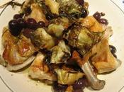 Coniglio, olive Gaeta carciofi..ovvero Ortocori Mammazan