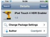 Cydia iPod Touch Enabler