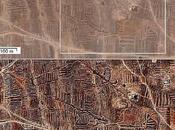 Possibili geoglifi scoperti Perù
