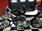 Wonder Customs Harley Cafe Racer