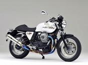 Over Moto Guzzi Cafè Classic