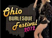Miss Satine, prima italiana Burlesque Festival Cleveland