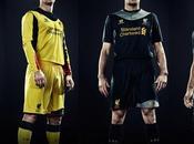 Calcio, Liverpool: Away Warrior 2012/13