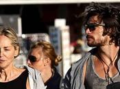 Sharon Stone: amore modello argentino Martin Mica