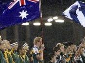 Scozia vince Australia (6-9) trionfare Giove Pluvio
