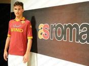 nuova maglia della Roma stagione 2012/2013